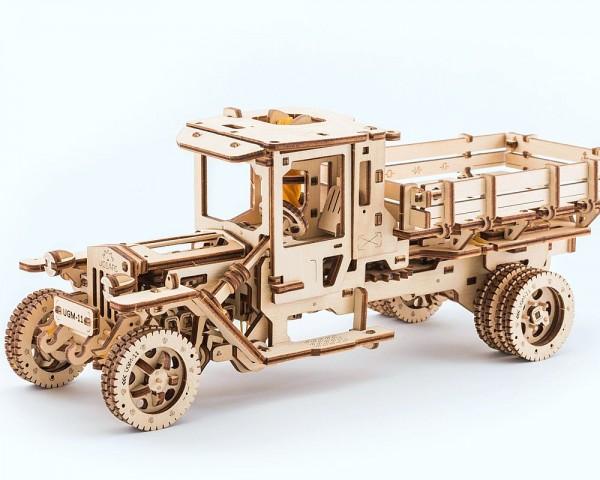 Ugears mechanischer Holzbausatz LKW Truck UGM-11