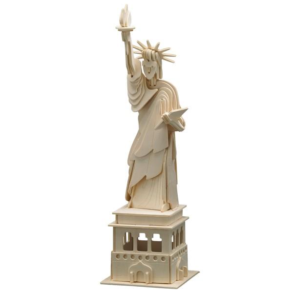 Pebaro Holzbausatz Freiheitsstatue