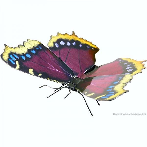 Metal Earth Bausatz Schmetterling Butterfly Mourning Cloak