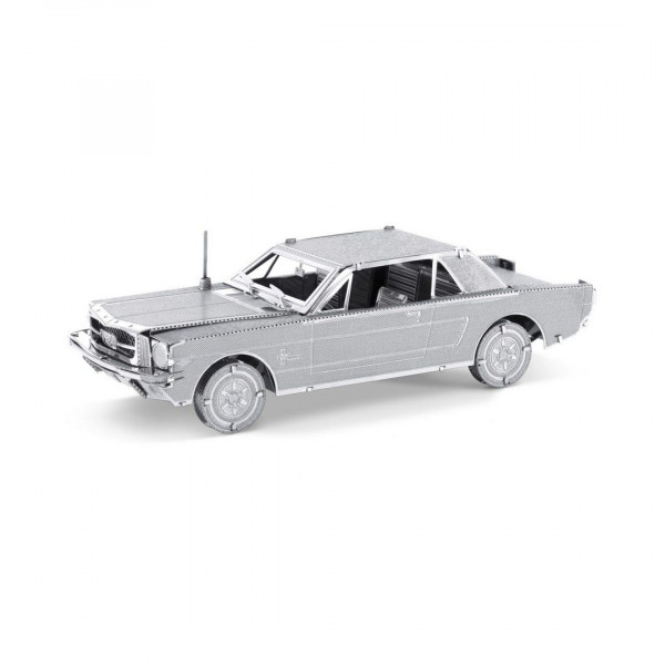 Metal Earth 3D Metallbausatz 1965 Ford Mustang Coupe
